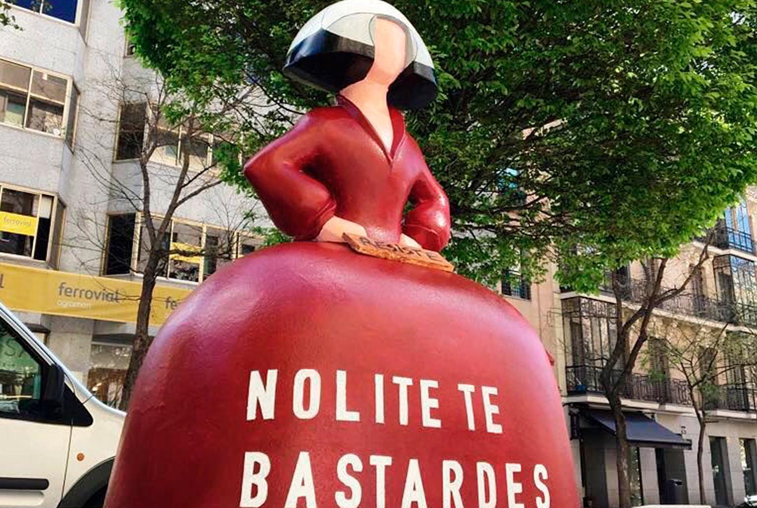 Un fragmento de Gilead en Madrid