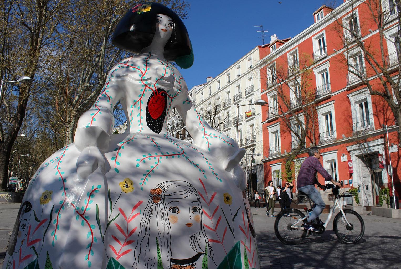 Meninas Madrid Gallery, el descubrimiento de un nuevo arte (y II)