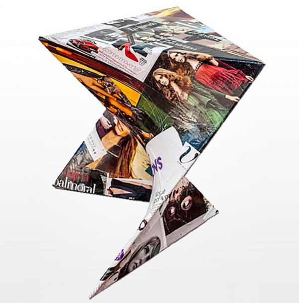 mesa.silla.origami / artbyazzato