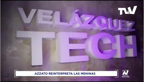 El arte y la tecnología se fusionan en una propuesta inmersiva en Velázquez Tech El Museo